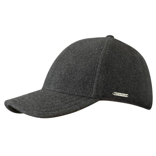 Stetson BASEBALL CAP WOOL/CASHMERE Unisex