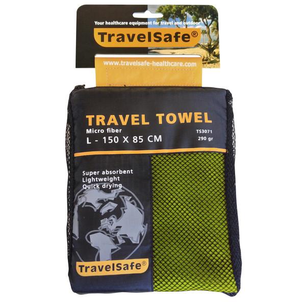 Travel safe TRAVEL TOWEL L