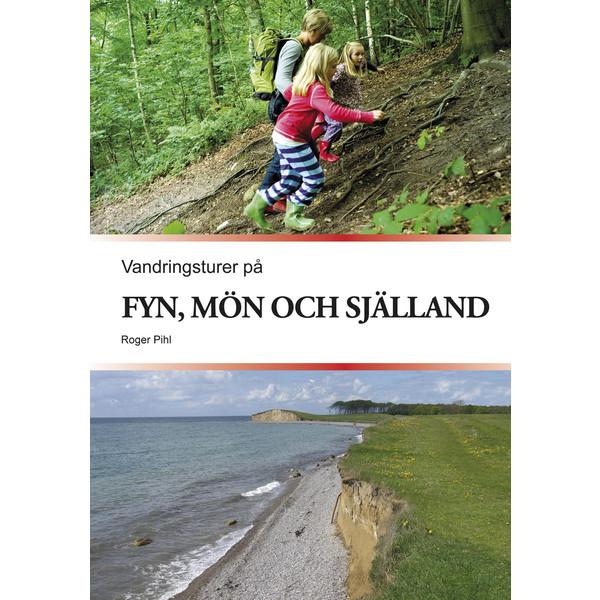 Vildmarksbiblioteket TURER FYN,MÖN,SJÄLLAND