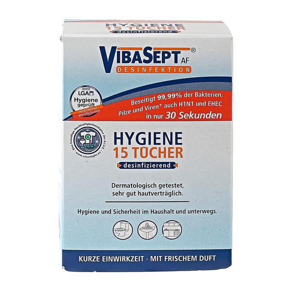 Vibasept Hygiene Tücher - Desinfektionsmittel