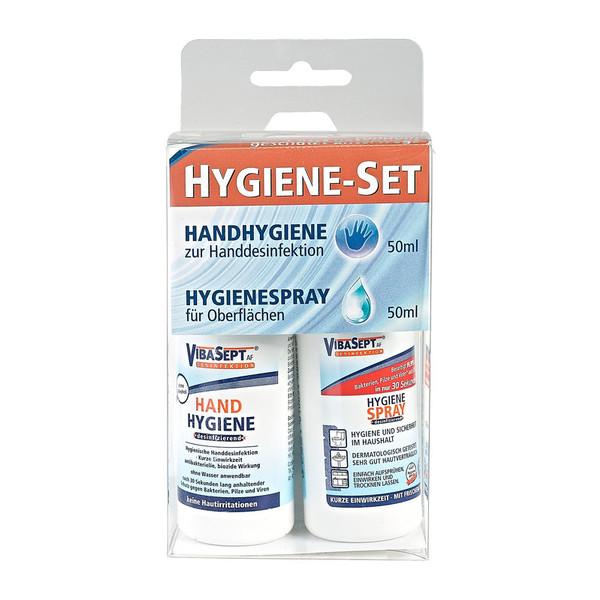 Vibasept Hygiene-Set - Desinfektionsmittel