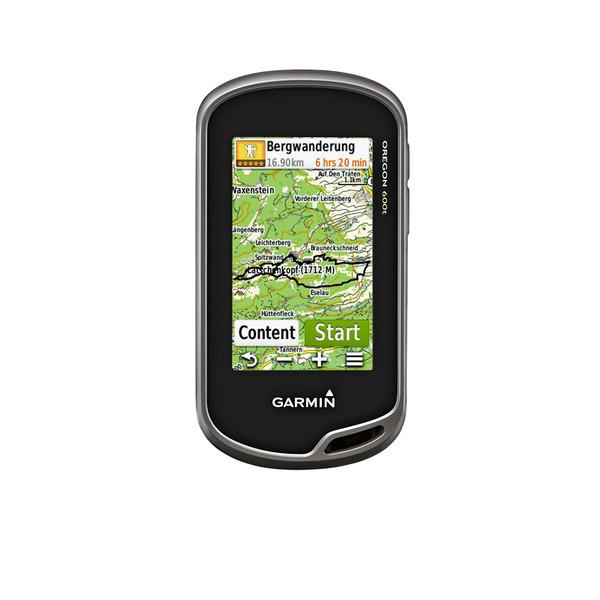 Garmin Oregon 650t - GPS-Gerät