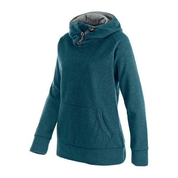 Meru Pori Hooded Sweater Frauen - Kapuzenpullover