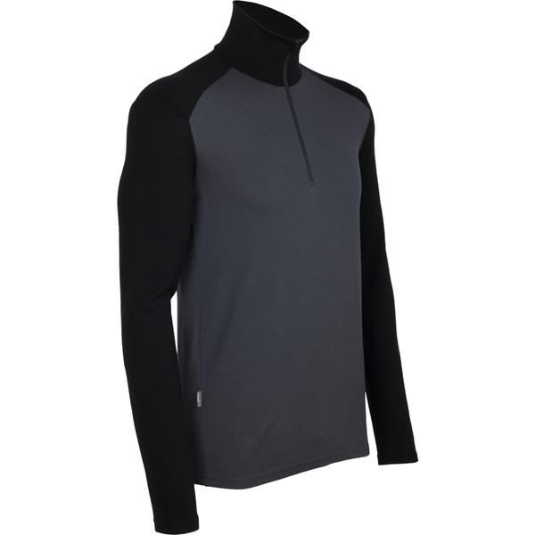 Icebreaker Tech L/S Half Zip 260 Männer - Funktionsshirt