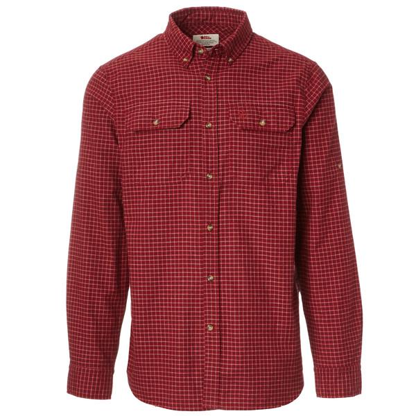 Fjällräven Forest Flannel Shirt Männer - Outdoor Hemd