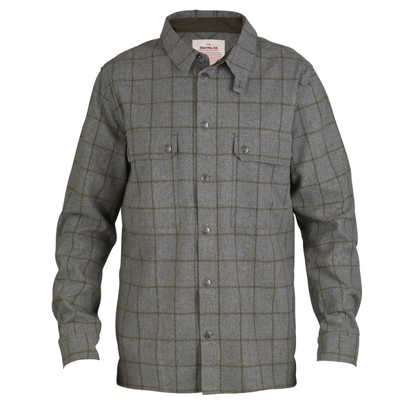Fjällräven Shirt No. 35 Männer - Outdoor Hemd