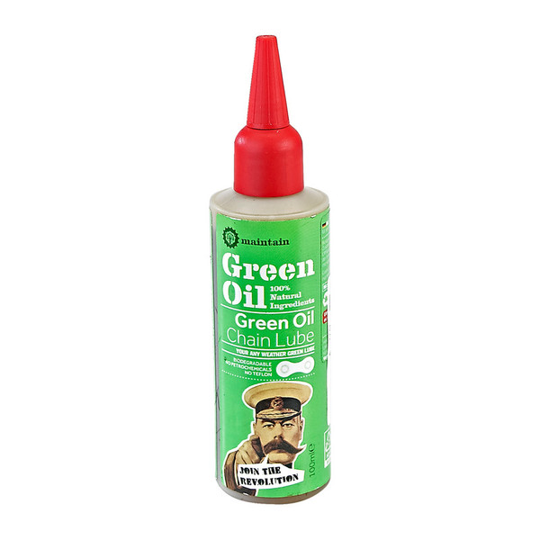 Green Oil Chain Lube