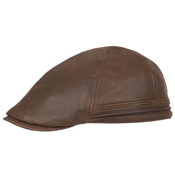 Stetson DUCK CAP COWHIDE Unisex