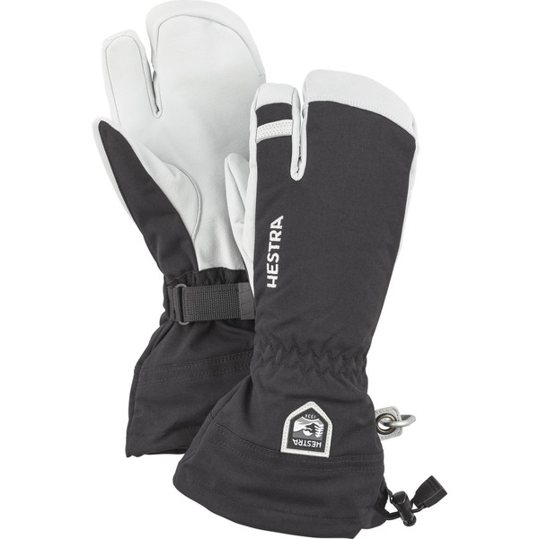 Hestra ARMY LEATHER HELI SKI - 3 FINGER Unisex