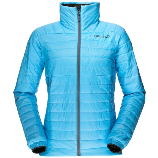 Norrona Falketind Primaloft 60 Jacket Damen iceberg blue