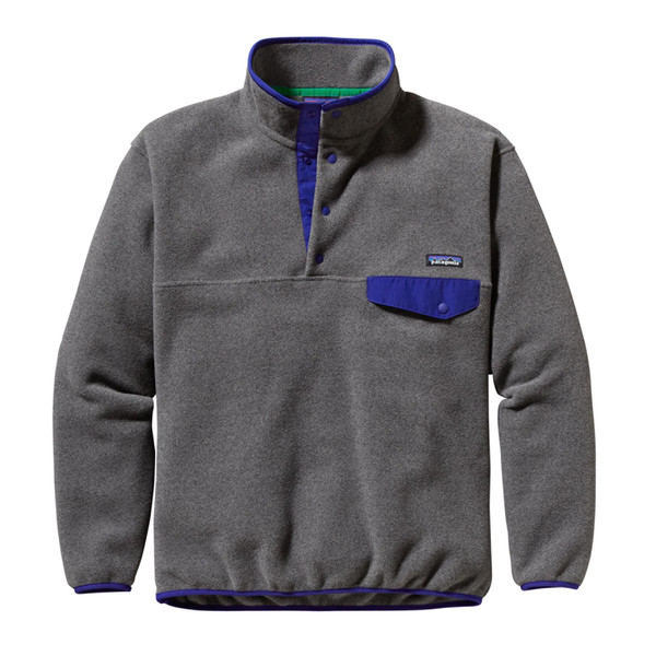 Patagonia M' S SYNCHILLA SNAP-T PULLOVER Herr