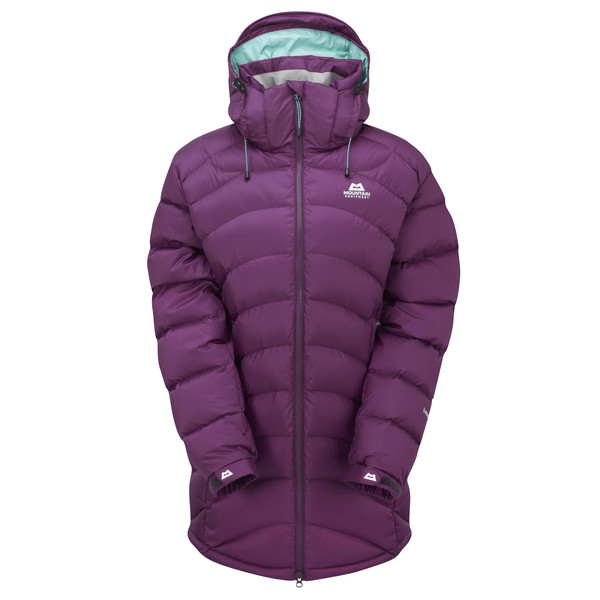 Mountain Equipment LIGHTLINE LONG JACKET Dam