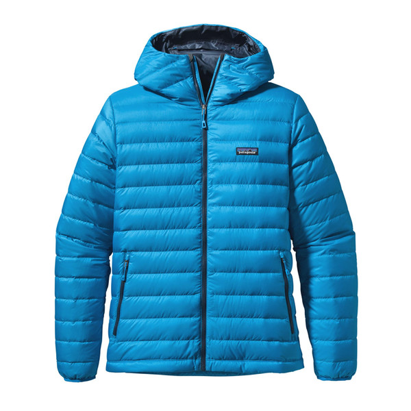 Patagonia M' S DOWN SWEATER HOODY