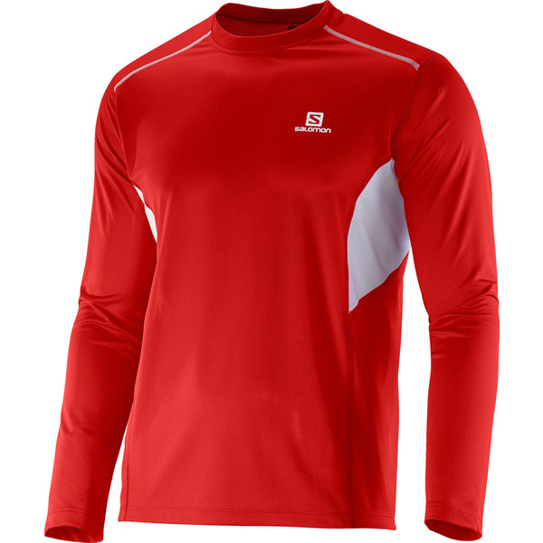 Salomon START LS TEE M Herr