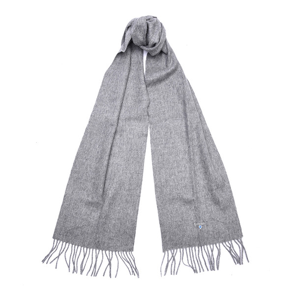 Barbour PLAIN LAMBSWOOL SCARF Unisex