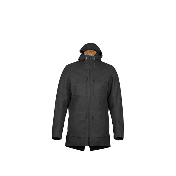 Alchemy Equipment LAMINATED WOOL INSULATED PARKA Herr