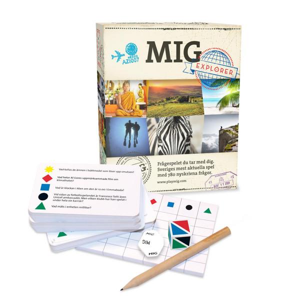 M.I.G. MIG EXPLORER