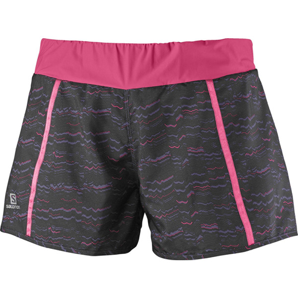 Salomon PARK 2IN1 SHORTS W Dam