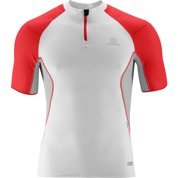 Salomon S-LAB EXO ZIP TEE M Herr