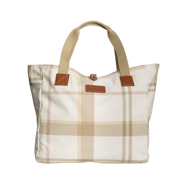 Barbour SUMMER DRESS TARTAN TOTE Dam