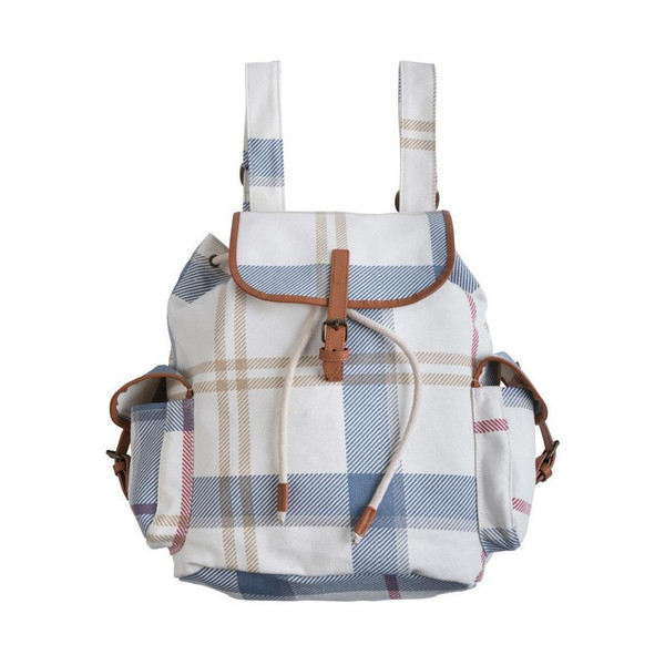 Barbour SUMMER DRESS TARTAN BACKPACK Dam