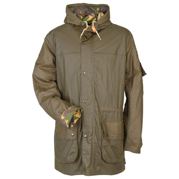 Barbour WAX DURHAM JACKET Herr