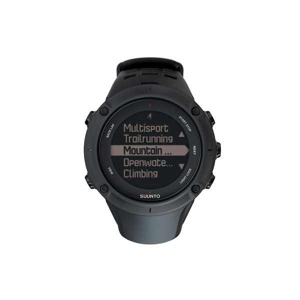 Suunto AMBIT 3 SPORTS BLACK HR