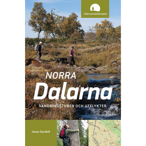 Vildmarksbiblioteket NORRA DALARNA - VANDRINGSTURER OCH UTFLYKTER