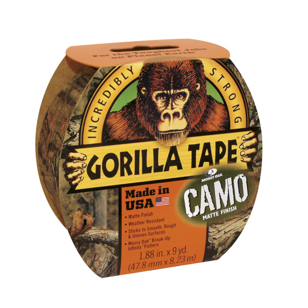 Gorilla GORILLA TAPE CAMO, 8,2 48MM