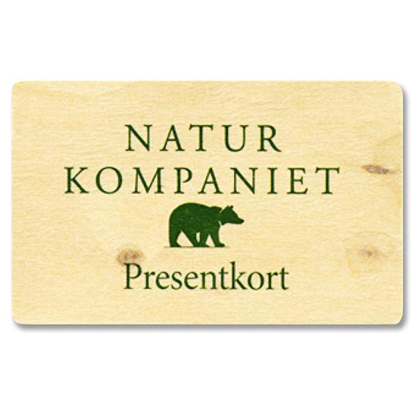 Naturkompaniet PRESENTKORT TÄLTKAMPANJ, VÄRDE 1000KR