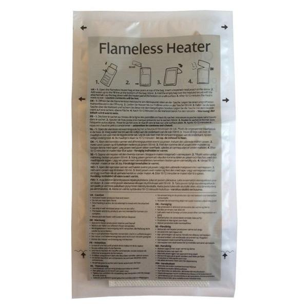 Outmeals FLAMELESS HEATER