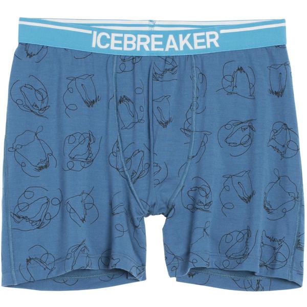 Icebreaker MENS ANATOMICA BOXERS Herr