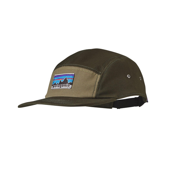 Patagonia RETRO FITZ ROY LABEL TRADESMITH CAP - Naturkompaniet b6c6b896f599c