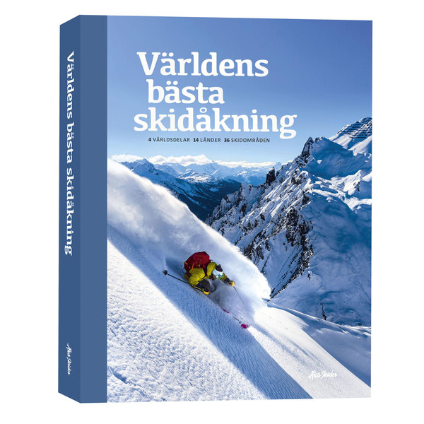 Egmont Förlag VÄRLDENS BÄSTA SKIDÅKNING