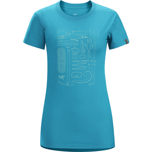 Arc'teryx TOOLS RULE SS T-SHIRT WOMEN' S Dam