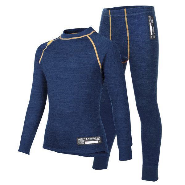 Lindberg Sweden KIDS MERINO SET Barn