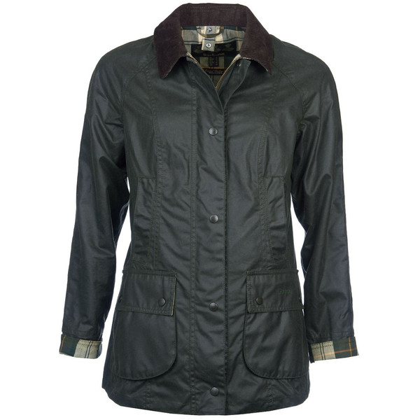 Barbour CLASSIC BEADNELL WAX JACKET Dam