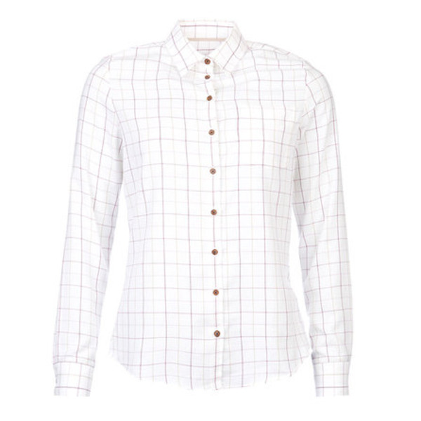 Barbour TRIPLEBAR SHIRT Dam