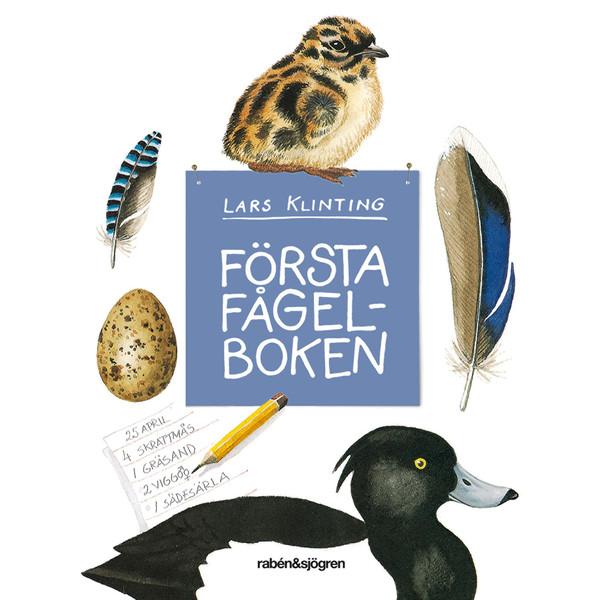 Rabén &  Sjögren FÖRSTA FÅGELBOKEN