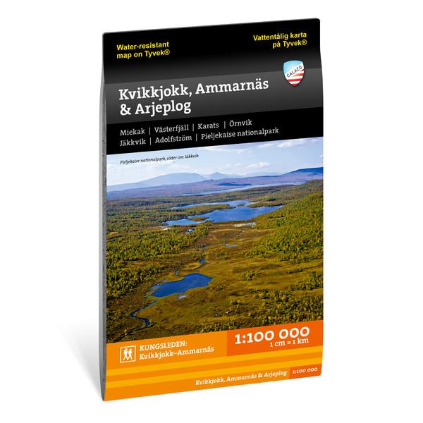 Calazo KVIKKJOKK, AMMARNÄS &  ARJEPLOG