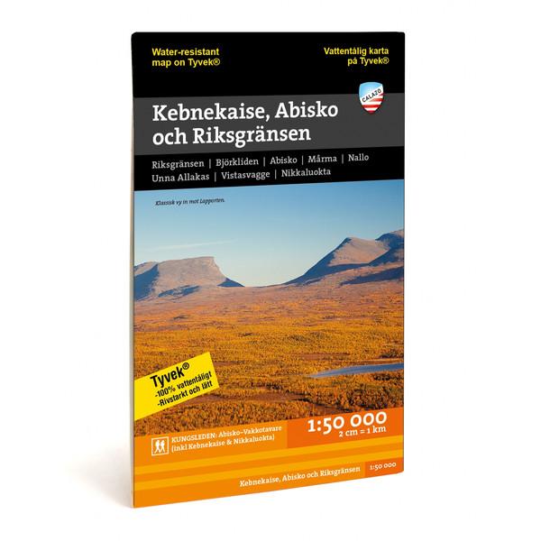 Calazo KEBNEKAISE, ABISKO & RIKSGRÄNSEN