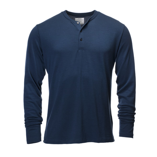 Marbäck Tricot ESSENTIAL MENS HENLEY