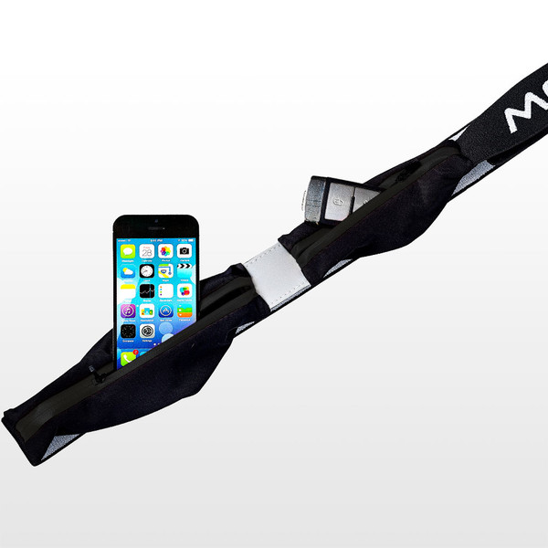 MOC EXPANDABLE 2 POCKET WAISTBAG IPHONE/ANDROID
