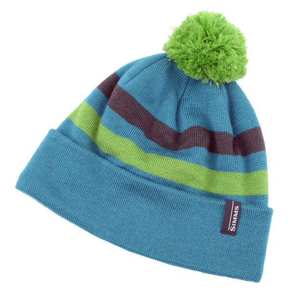 Simms WOMEN FLEECE LINED POM HAT Dam