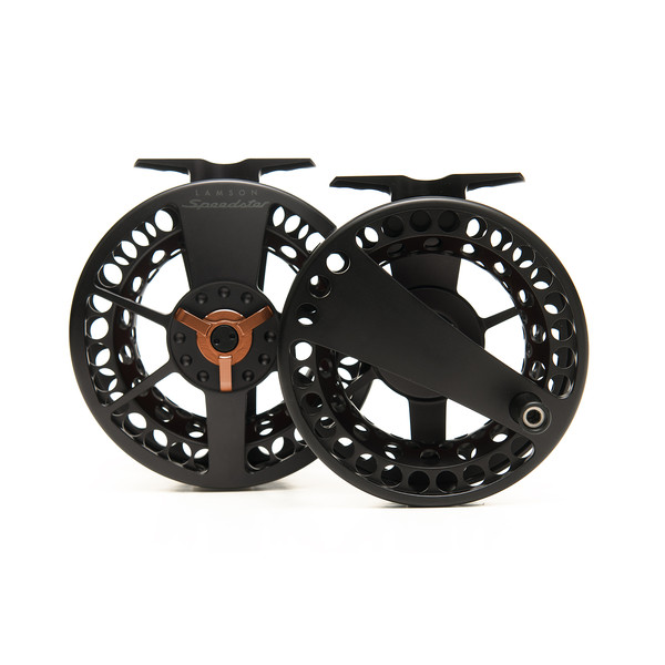 Waterworks-Lamson SPEEDSTER BLACK HD 3.5