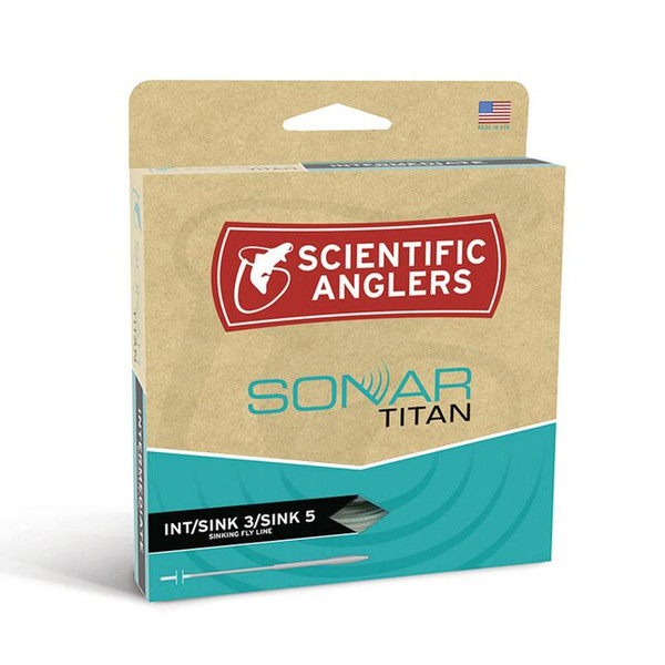 3M Scientific Anglers SONAR TEXTURED TITAN I/S3/S5