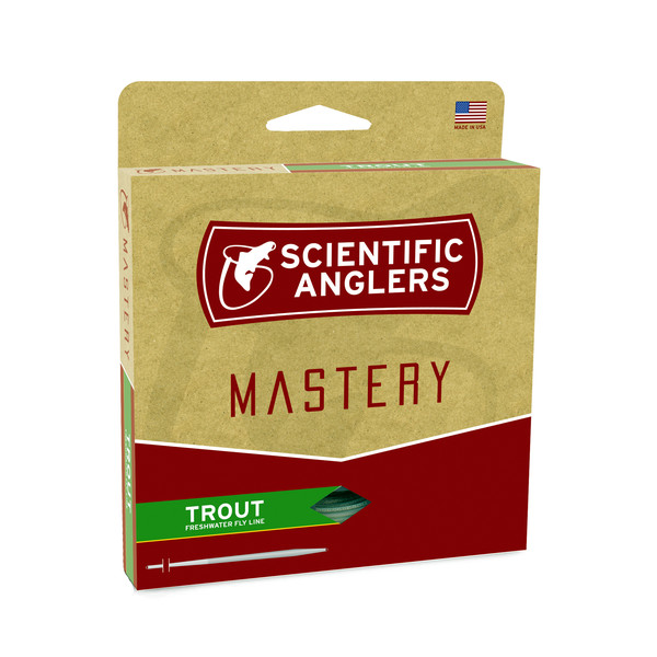 3M Scientific Anglers MASTERY TROUT
