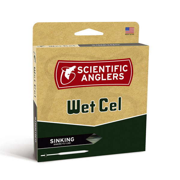 3M Scientific Anglers WET CEL SINK 4