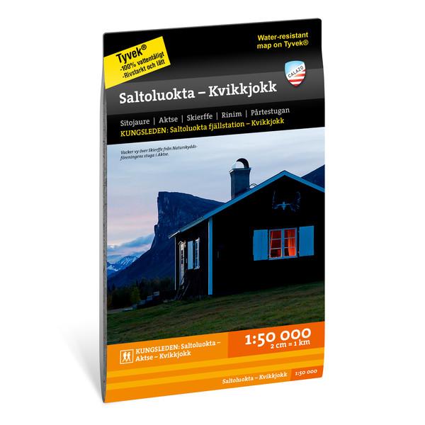 Calazo SALTOLUOKTA - KVIKKJOKK