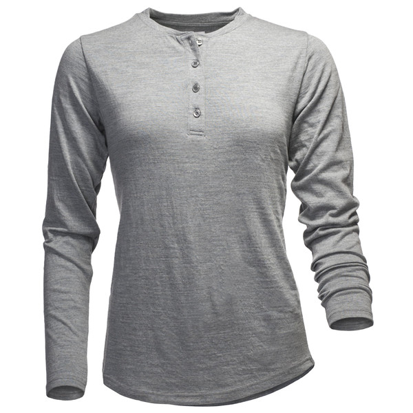Marbäck Tricot ESSENTIAL WOMENS HENLEY